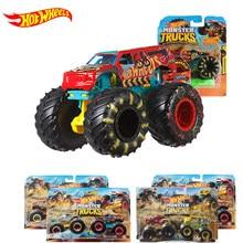 Hot Wheels – voitures miniatures pour garçons, jouets pour enfants, échelle 1:64