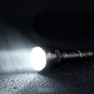 Image 4 - NITECORE NEWP30 1000 lm dalekiego zasięgu latarka taktyczna z 18650 baterii odkryty polowanie wodoodporna przenośna latarka darmowa wysyłka