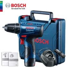 Oryginalny Bosch wiertarka elektryczna GSR120-LI 12V wiertarka elektryczna bezprzewodowa na akumulator wielofunkcyjny dom DIY śrubokręt elektronarzędzia