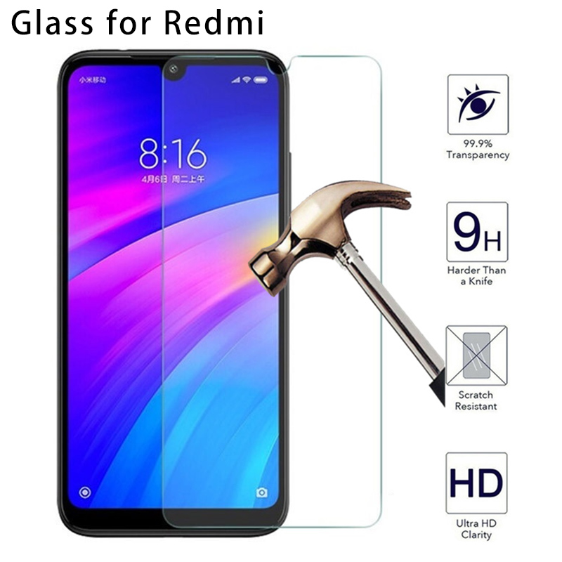 Phone Hard Glass For Redmi Note 8 8T 9 Pro Max 9S Protective Glass Toughed Tempered Glass For Xiaomi Redmi Note 6 7 Pro 7S