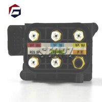 Air suspension air valve block valve for Mercedes W164 W164 W221 W212 W211 W222 W251 W218 C216 X164 X166 2123200358 2513200058