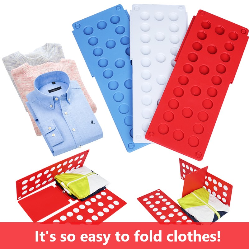 Convenient Clothes Folder Organizer…