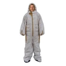 цены Outdoor Camping Sleeping Bag Warm Season Adult Camping Hiking Climbing Winter Warm and Windproof Sleeping Bed 185CM