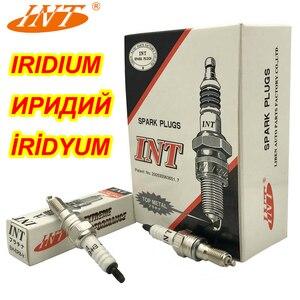 1pc INT IRIDIUM spark plug 8MM EH-ER8-IR RVF400/VFR400R/VFR30/RVF35 6868 ER9EHIX 5869 ER9EH BUJIA ER9EH IY27 ER8EH ER8EHIX 4185