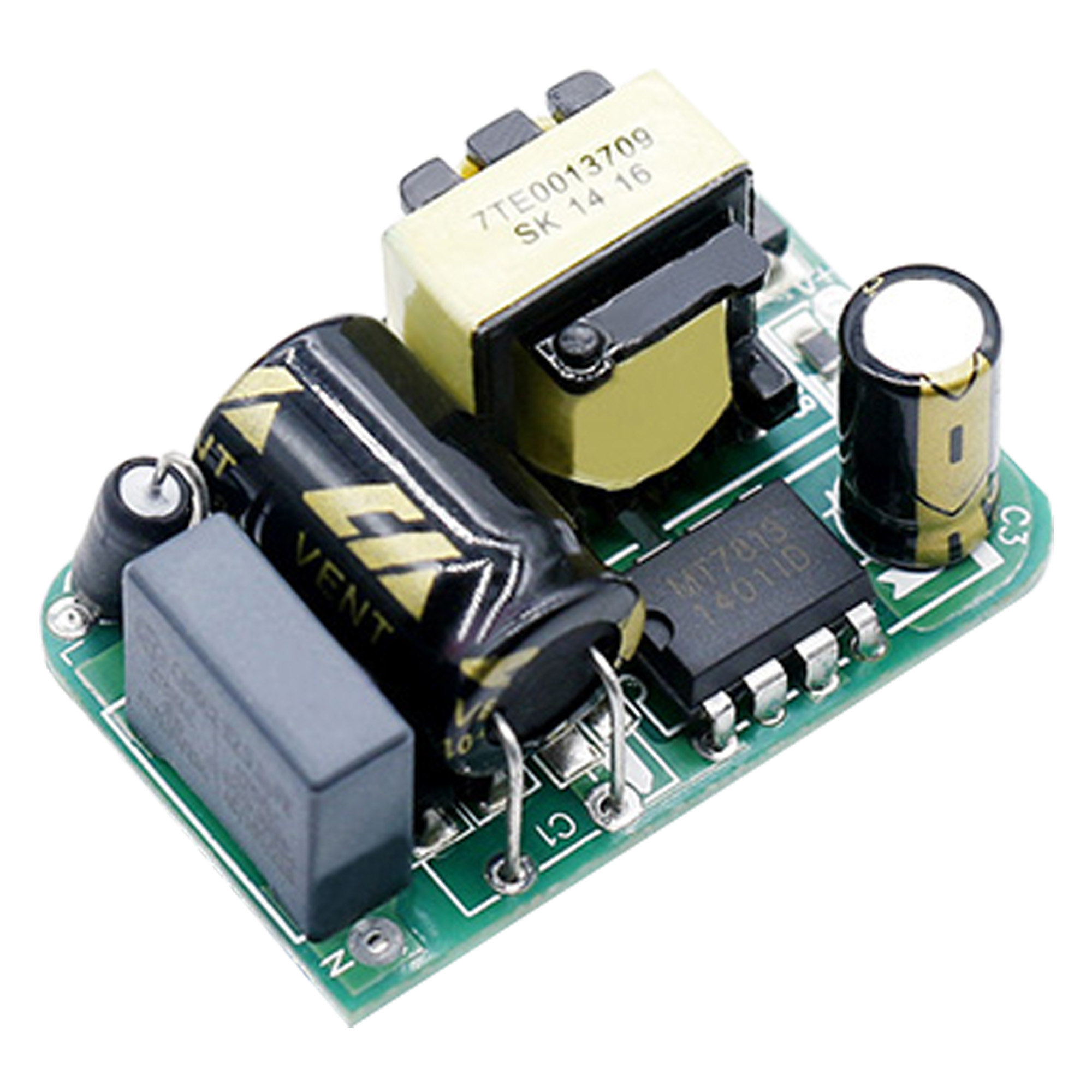 LED Driver 300mA 8W-24W LED Driver Output DC24V-72V For LED Automatic Voltage Power Supply Lighting Transformers DIY