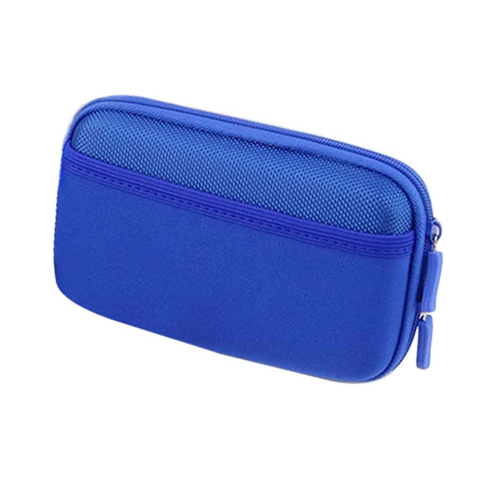 Electronic Accessory Charger Travel Portable Digital Storage Bag Cable Organizer Pouch Earphone Wire Flash Drive Insert USB Data