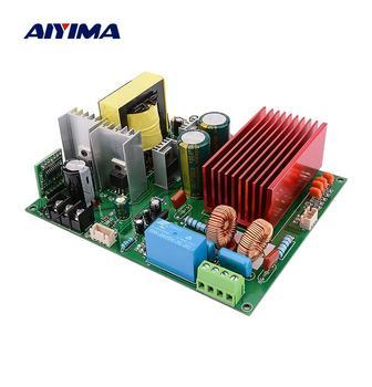AIYIMA TDA8954  Mono BTL 420W Power Amplifier Audio Board 220Wx2 Hifi Stereo Sound Speaker Amplifiers With Preamp Power Supply bluetooth 5 0 hifi power amplifiers stereo home audio digital sound amplifier with treble bass