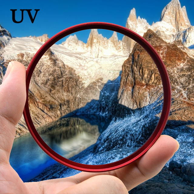 KnightX UV Filter HD MC Camera Lens Filter For canon sony nikon  dslr 200d light d70 18 135 accessories photo 50d 52mm 58mm 67mm