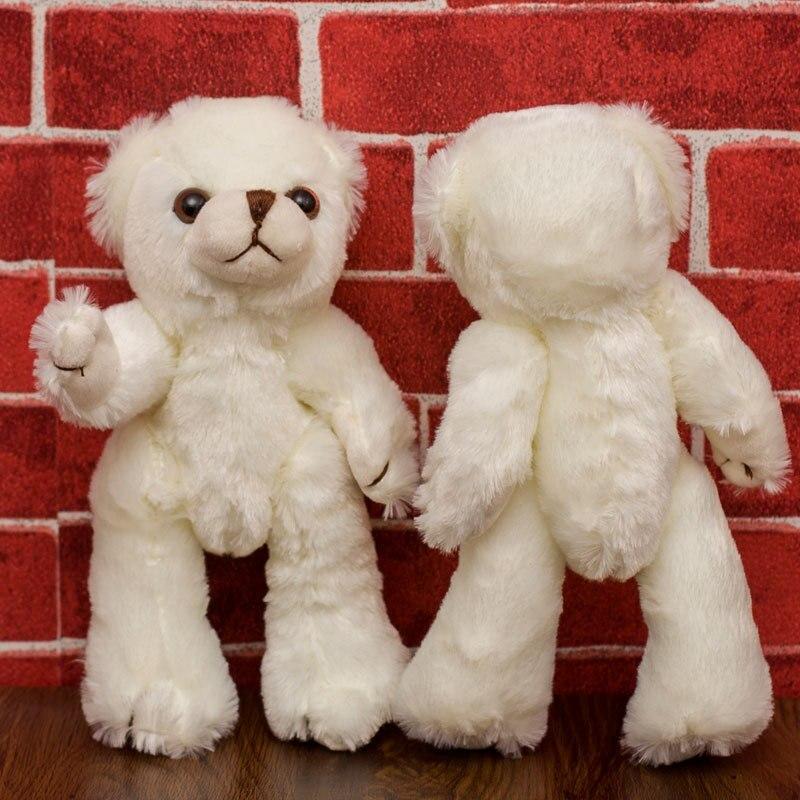 Plush Momo Bear Arm Movable Toy Company Gift Custom Logo Origin Supply Bear Doll Wholesale overwatch  llama  anime plush 3