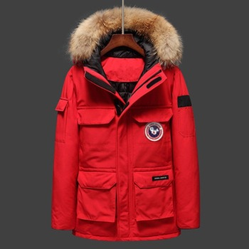 Men's down jackets men's winter jackets men's fashion thick warm parka coats fur down coats casual men's waterproof down jackets 2020 new boys jackets parka baby outerwear childen winter jackets for boys down jackets coats warm kids baby thick cotton down