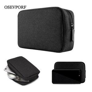 Чехол Power Bank, чехол Oxford для наушников, наушники, жесткий диск, USB кабель, внешний накопитель, жесткий диск, жесткий диск, сумка для телефона