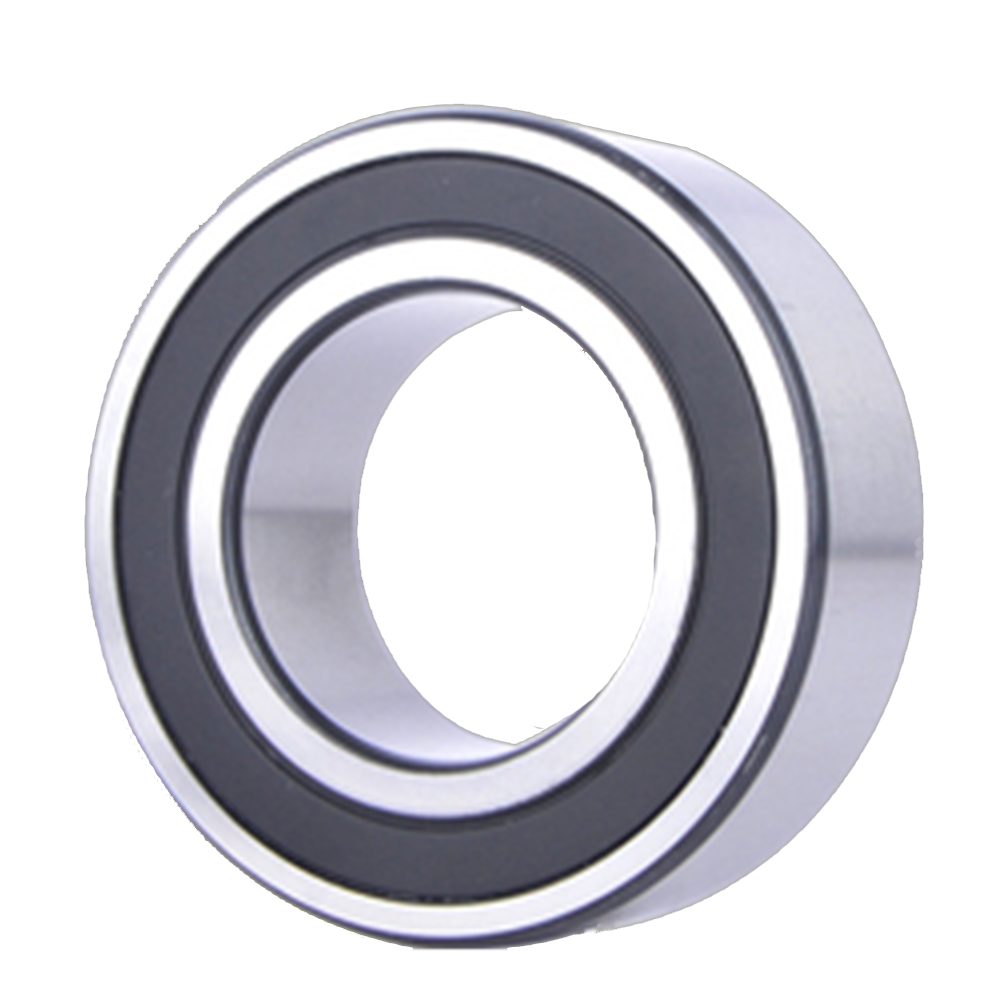 5pcs/lot High Speed 3000-2RS 3000 2RS Double Row Angular Contact Ball Bearing 3001-2RS 3002-2RS 3003-2RS 3004-2RS 3005-2RS 3006