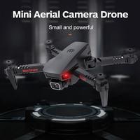 Mini Dron K9 Pro 4k hd, cámara WiFi FPV rc quadcopter presión de aire altitud, Dron plegable, chico juguete para regalo, 2021