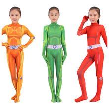 Disfraz de spiderman para adultos traje de Cosplay Zentai infantil de héroe, Cosplay de Halloween para niños, traje de fiesta de chica, 2019