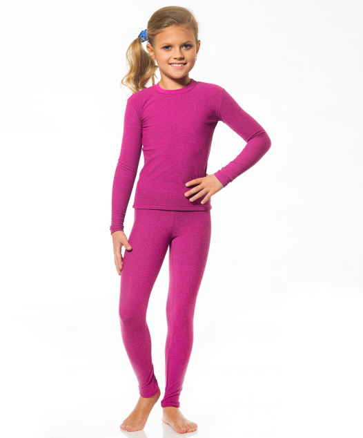 Thermal Underwear For Children (jacket And Leggings)/Baby Thermal Underwear For Girls/Sports Thermal Underwear For Figure Skating