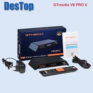 Image 5 - Freesat V8 PRO2 كومبو استقبال الأقمار الصناعية دعم DVB S2 + T2/C Biss مفتاح pk v8 الذهبي