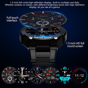 Image 5 - DT97 Outdoor GPS Positioning Sports Smartwatch IP67 waterproof TF Card Music Play Call Message Reminder Heart Rate Smart Watch
