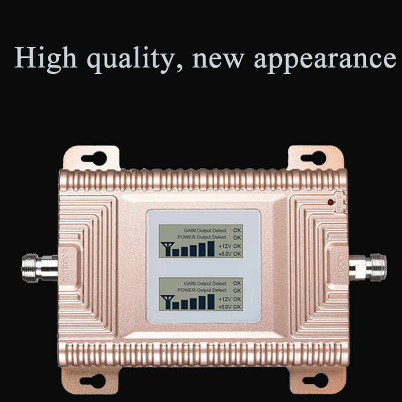 GSM 850 1900MHz Cellular Repeater Gain 70dB CDMA Signal Amplifier LTE Band 5 Cellphone Signal Enhancement Antenna