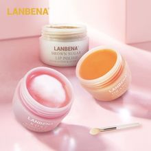 Lip Sleeping Mask Lip Care Polish Nourish Lip Plumper Enhancer Moisturizing Refreshing Repair Lip Care Balm Lips Care Cosmetic