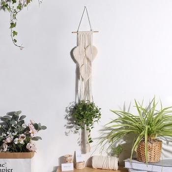 Macramé pour Plante