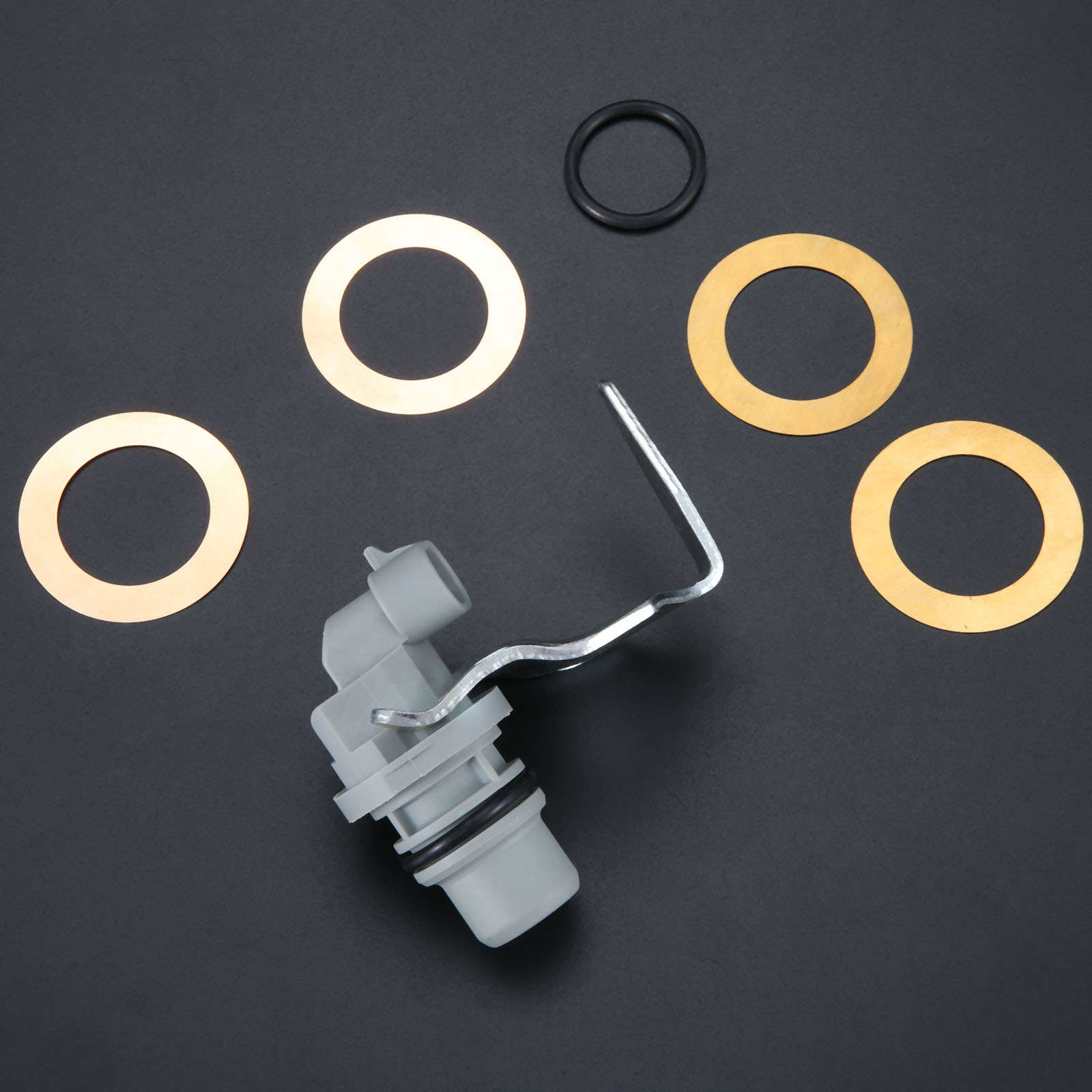 uxcell Car Diesel Fuel Filter Housing Sleeve O-Ring Seal Kit for Ford Power Stroke