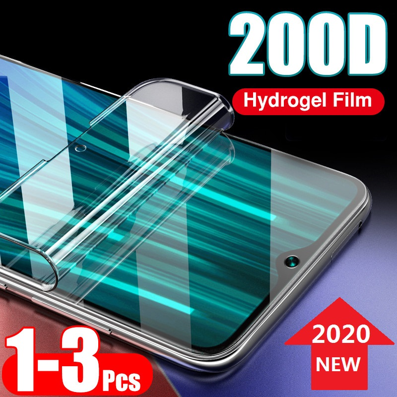 Protective Hydrogel Film For Redmi Note 8 Pro 8T Screen Protector For Xiaomi Redmi Note 8T 8 Pro 8A (Not Glass) Film Foil
