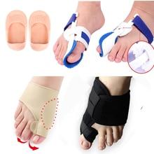 Bunion Corrector Splint Bone Straightenerเท้าแก้ไขHallux Valgus Orthopedic Toe Separatorเครื่องมือทำเล็บเท้าบรรเทาอาการปวด