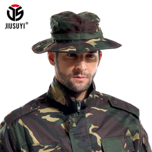 Multicam Tactical Bucket Boonie Hats Airsoft Sniper Camoufla