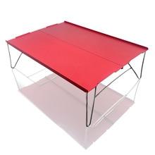 Портативный стол для кемпинга