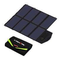 40 Вт солнечное зарядное устройство портативное солнечное зарядное устройство s 5 в 12 В 18 В зарядка для мобильных телефонов планшет ноутбук 12 ...