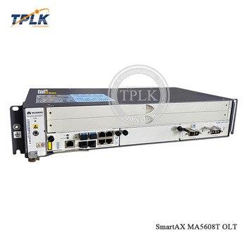 MA5608T GPON OLT с 1*10G MCUD1+ 1 * MPWC (постоянный ток от -48 В до 72 В)
