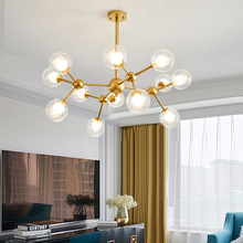 Modern Chandeliers Lighting Glass Modern Chandelier Light Crystal Chandelier For Living Room Lamp chandeliers ceiling contemporary high ceiling 120v 240v decorative murano glass lamp unique shape sunflower modern chandeliers