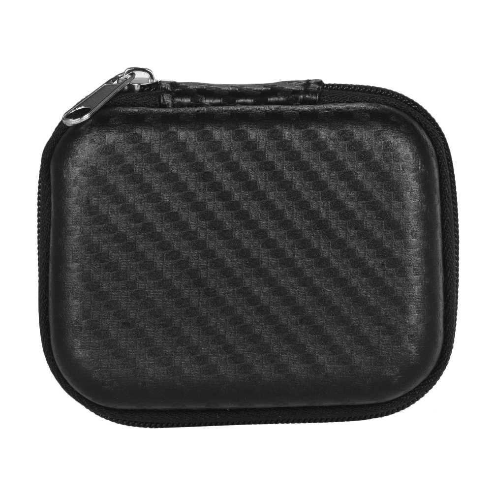 Мини Портативный PU Камера сумка водостойкий ящик для хранения экшн камеры GoPro Hero