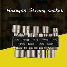 Набор отверток 9 шт/компл 5 13 мм отвертка для гаек шестигранных