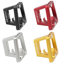 Litepro Front Carrier Cycling Parts for Brompton Aluminum Alloy Pig Nose Panniers Block