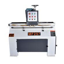 Купить с кэшбэком MF257 Grinder Woodworking Machine Planer Cutter Grindering Machine,Planer Tool Grinder 2840r/min 0-90 Degrees 1-4 blocks 700mm