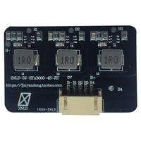 2S 8S BMS 1.2A 밸런스 리튬 이온 Lifepo4 리튬 배터리 액티브 이퀄라이저 밸런서 에너지 전송 보드 BMS 2S 8S