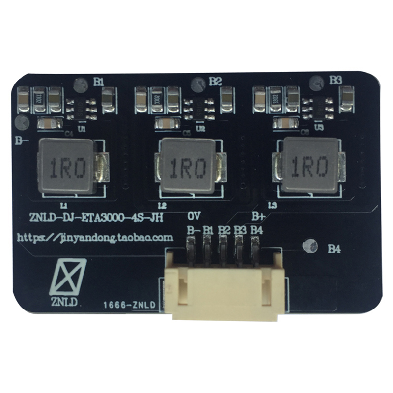 2S 8S BMS 1.2A Balance Li-ion Lifepo4 Lithium Battery Active Equalizer Balancer Energy Transfer Board