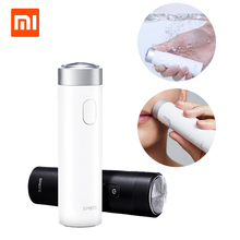 Xiaomi Smate Razor Three Leaf Inner Cutter Head Flexible Knife Net Shaver Low Noise Wet And Dry USB Charging Razor