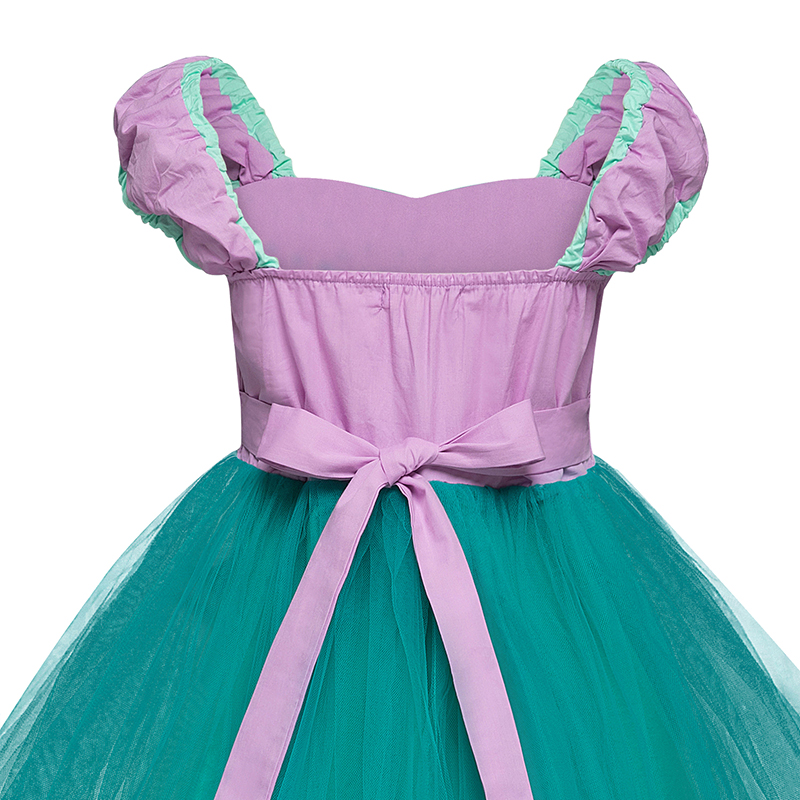 Hf00b557d4f914dce82d83a67ef757913V Infant Baby Girls Rapunzel Sofia Princess Costume Halloween Cosplay Clothes Toddler Party Role-play Kids Fancy Dresses For Girls