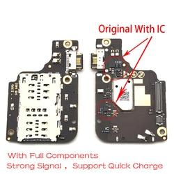 Micro USB Dock Sạc Cổng Kết Nối Cổng Sạc Micro Cáp Mềm Linh Kiện Thay Thế Cho LENOVO Z6 Pro L78051