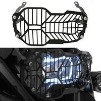 Motocicleta farol malha grade capa máscara protetor de aço inoxidável para bmw r1200gs r1200 r1200 gs/lc/aventura 2013-2016