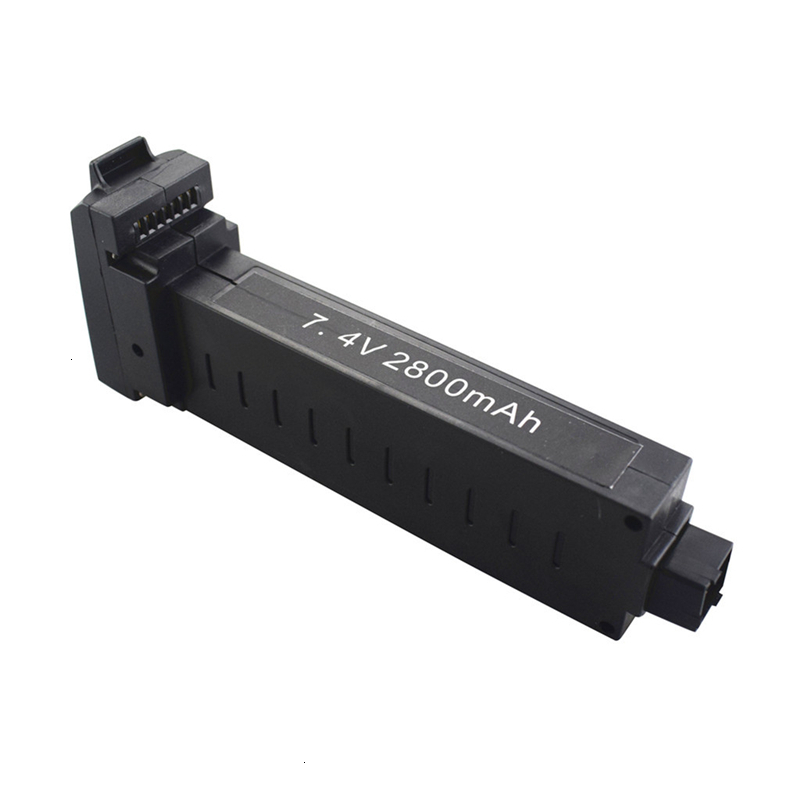 Original <font><b>battery</b></font> for SG906 GPS RC drone <font><b>battery</b></font> <font><b>7.4V</b></font> <font><b>2800MAH</b></font> Lipo <font><b>battery</b></font> accessories SG906 GPS broomless 5G Wifi PFV Drone 1Pcs image