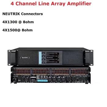 цена на New 4 Channel Amplifier FP10000Q Line Array Amplifier Audio Professional Dj Power Amplifier Subwoofer Power Supply Amplifier