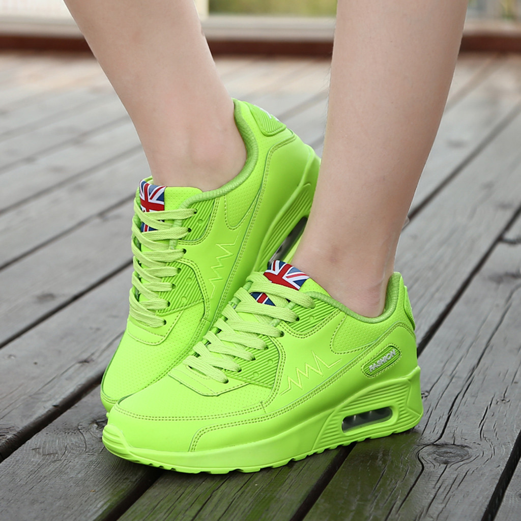 Women Fashion Platform Sneakers Women Chunky Causal Dad Shoes Woman Thick Sole Ladies Shoe Breathable Sport Running Sneakers#806