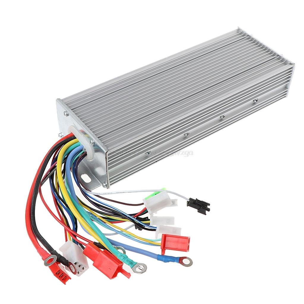 Популярный китайский BLDC контроллер на 1500 - 2000 Вт. 48v+