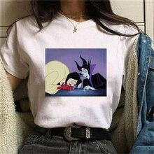 2020 Funny Printed Women T Shirts Summer Fashion Harajuku Short Sleeve
