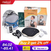 Smart Control Air Neck Traction Device Inflatable Cervical Collar Pain Relief Orthopedic Neck Stretching Pillow Medical Devices