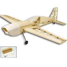 EP EX330 Balsa Wood Training Plane 1.0M Wingspan Biplane RC