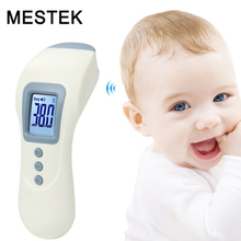 Chargeable baby infant digital thermometer non-contact infrared ir thermometers forehead